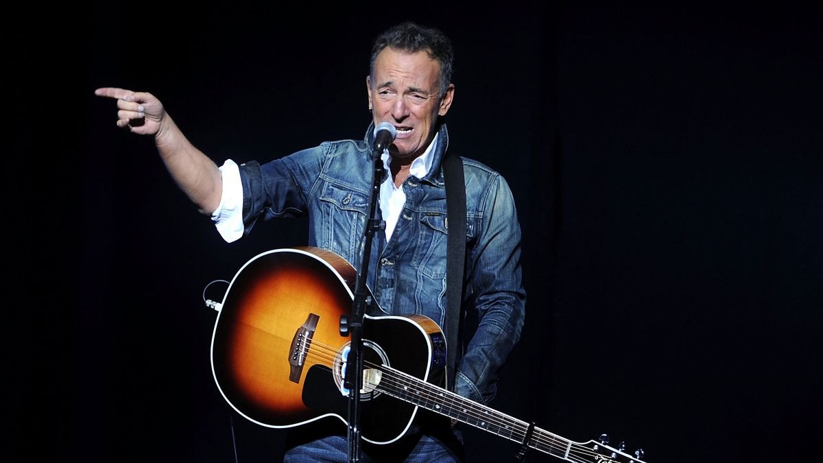 Super Bowl Ad Featuring Bruce Springsteen Shot In Kansas