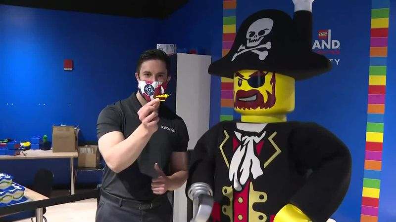 Shane at Legoland