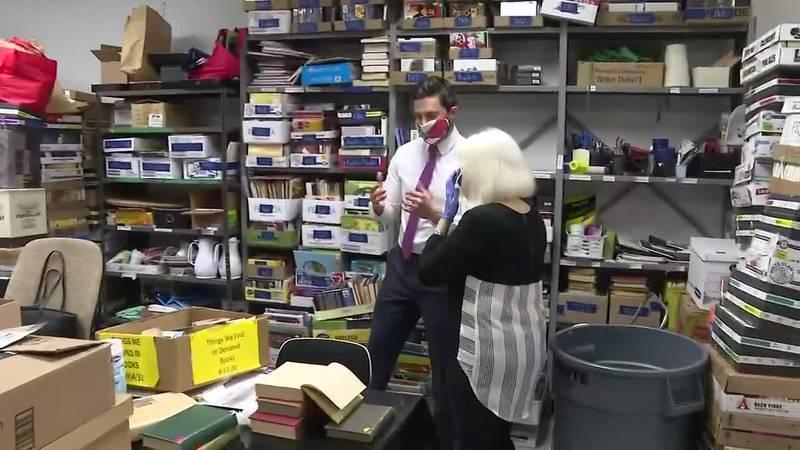Where's Shane? Wichita Art Museum Book Sale