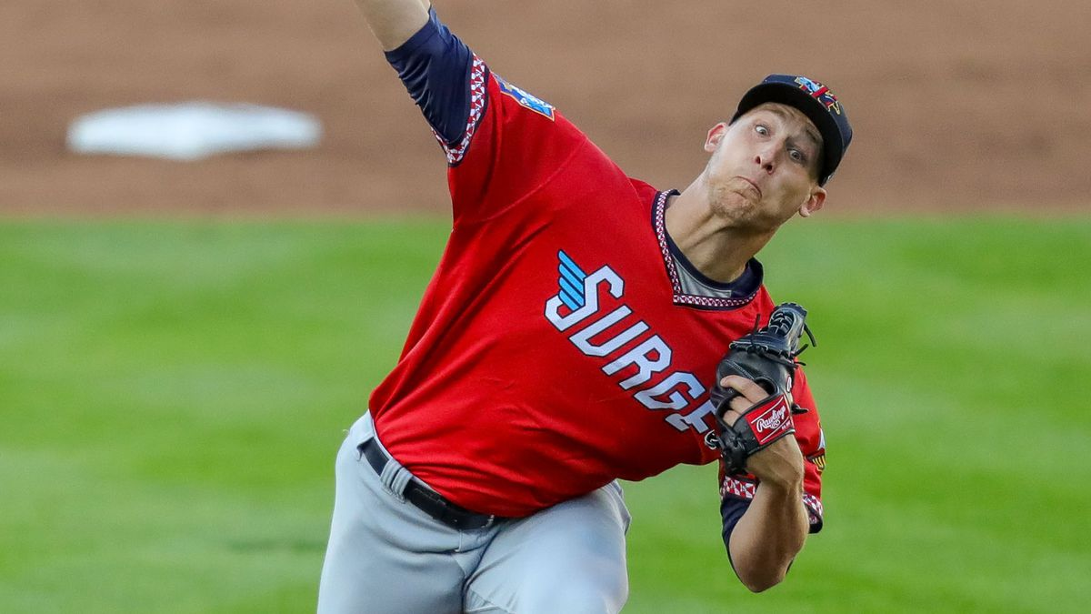 Wichita pitcher Josh Winder struck out 6 over 4/23 innings as the Wind Surge topped Springfield...