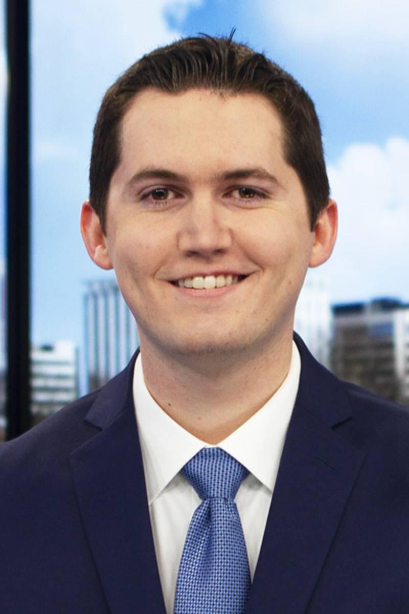 Headshot of Peyton Sanders, Meteorologist