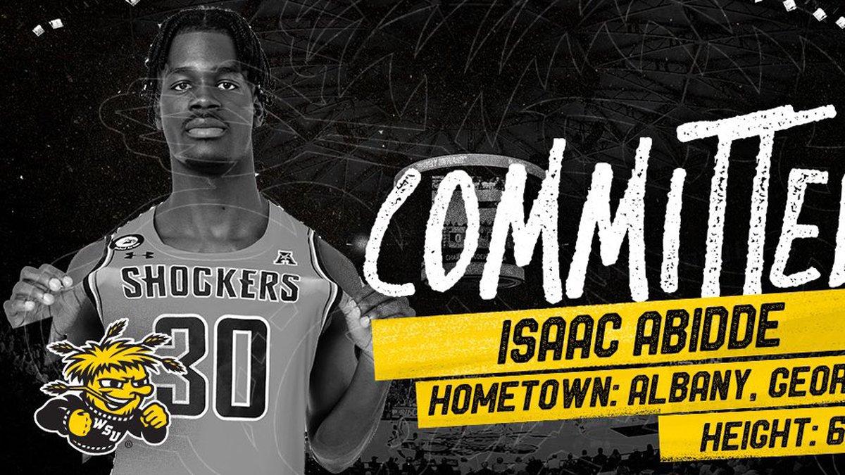 WSU signs Isaac Abidde