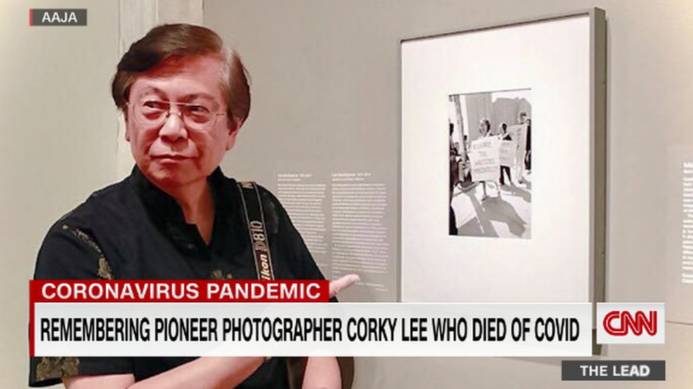 www.kwch.com: Corky Lee, known for photographing Asian America, dies at 73