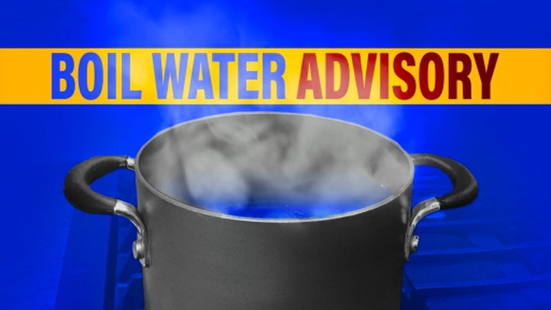 A boil water advisory has been issued for the city of Arlington in Reno County.