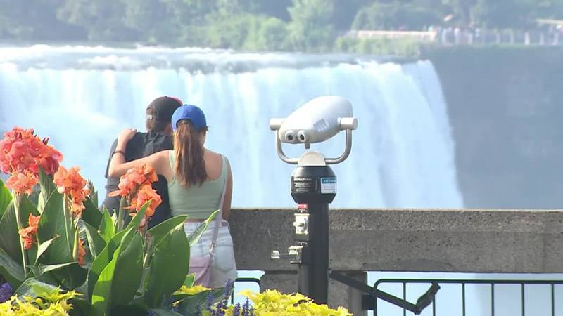 In places like Niagara Falls, the lifting of border restrictions is welcome news.