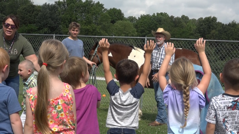 Harvey County will soon host the only Kansas elementary school with agriculture in its...