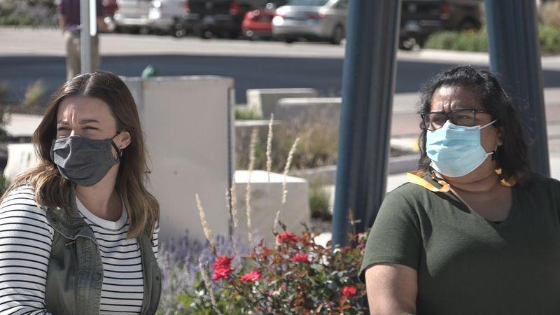 KU study finds masks slow spread of COVID-19