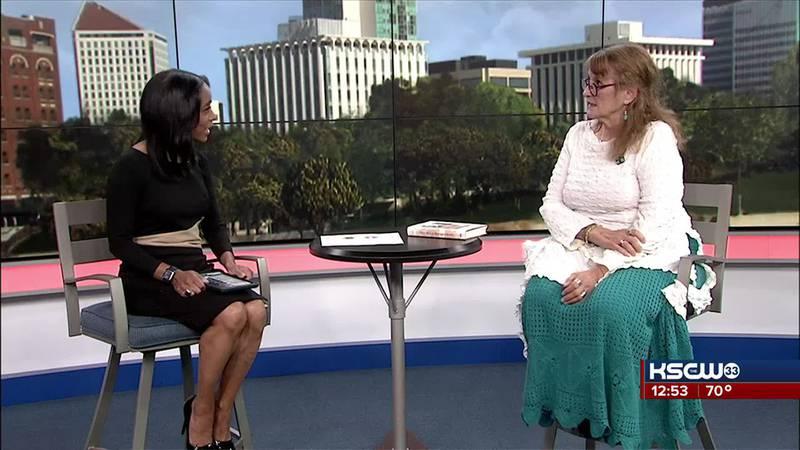 Newstalk: Author Gretchen Eick
