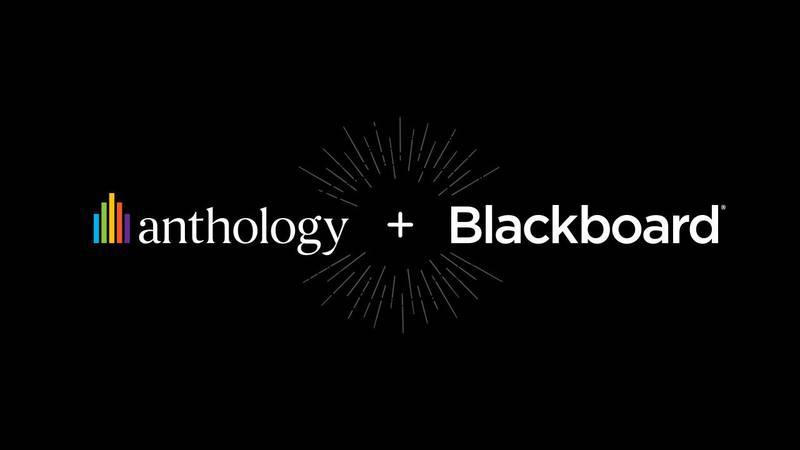 Anthology and Blackboard Merge
