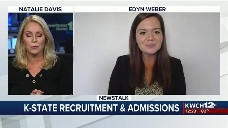 Newstalk: K-State recruitment & admissions