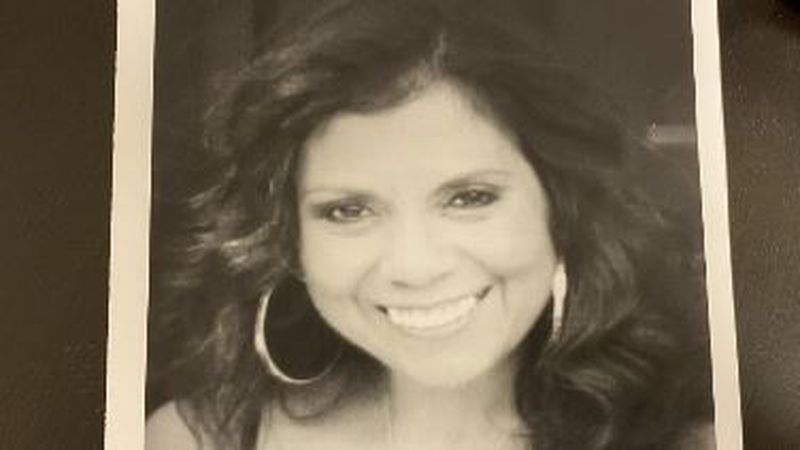 A family mourns the death of their loved one, Leticia Leal, 56, who was a traveling nurse and...