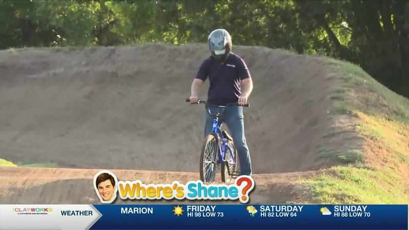 Where's Shane? Emery Park BMX