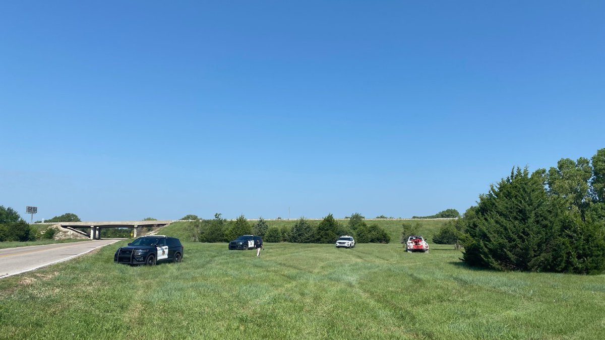 The Kansas Highway Patrol is working on a deadly one-vehicle crash near Newton. The Newton...