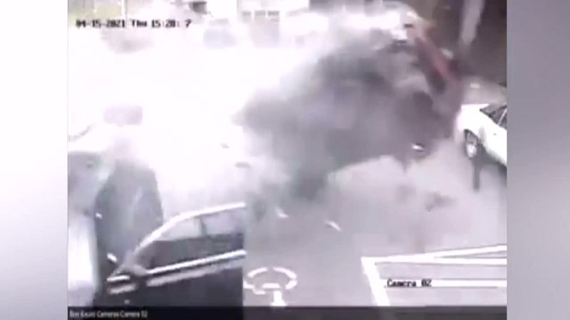 A gas station and convenience store in Pennsylvania has seen too many cases of major wrecks,...