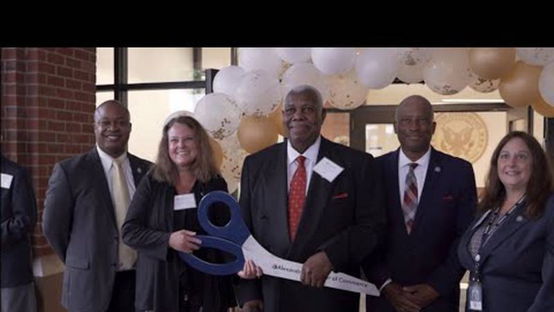 U.S. Senate Federal Credit Union Ribbon Cutting & Grand Opening Ceremony & Reception for the...