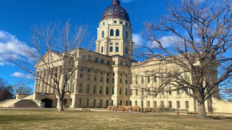 There were reports of planned protests taking place Sunday in Topeka, but it turned out to be a...