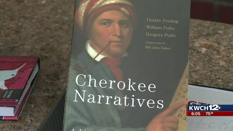 Cherokee language text book