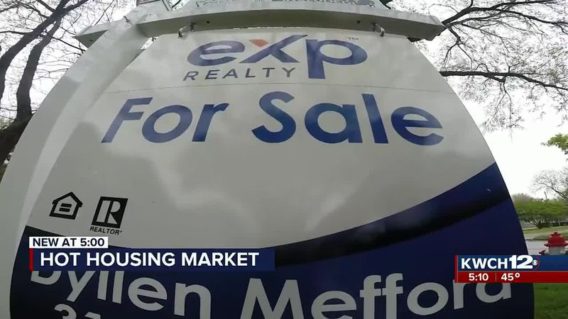 Hot housing market