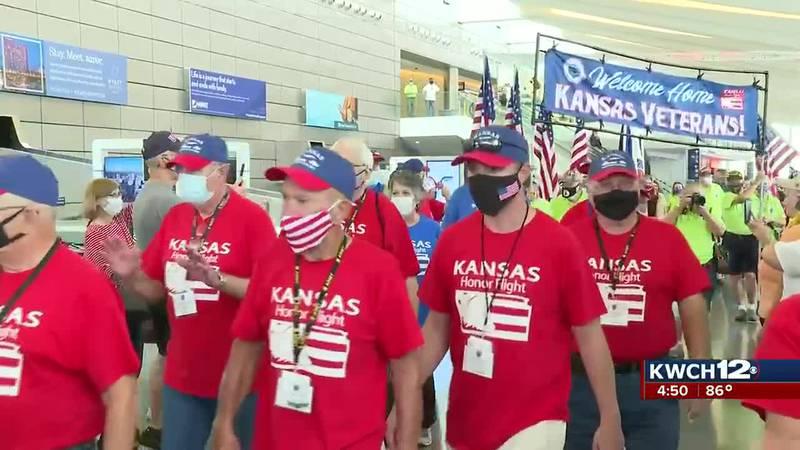 Kansas Honor Flight
