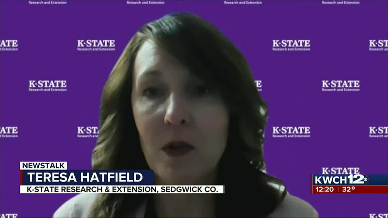 Newstalk: Family Caregiver classes with K-State Research and Extension