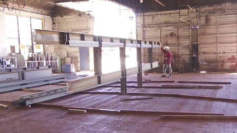 The shortage and extreme rise in the price of steel has caused delays in construction projects.