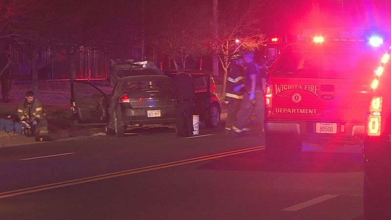 A crash near Hydraulic and MacArthur road critically injures one person.