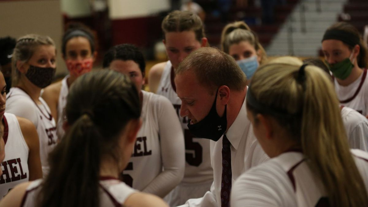 Drew Johnson is moving form the head women's basketball coach at Bethel College to guide the...