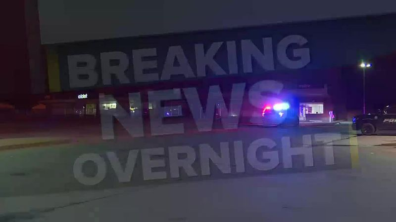 Wichita Police said a man in his 30s was shot early Saturday morning.