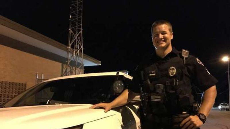 Newton Police Corporal Levi Minkevitch died from his injuries in a Feb. 17 ATV crash in Harvey...