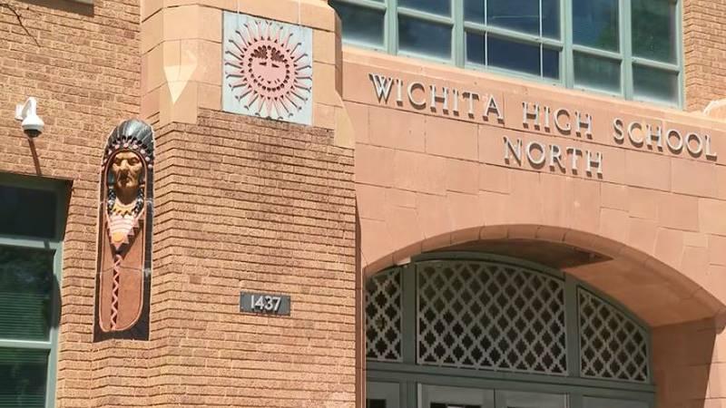 Wichita North High School in Wichita, Kansas.