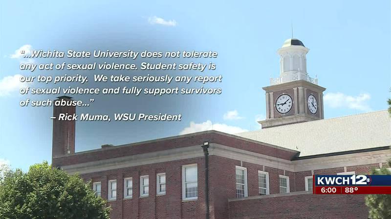 Statement from Wichita State University president