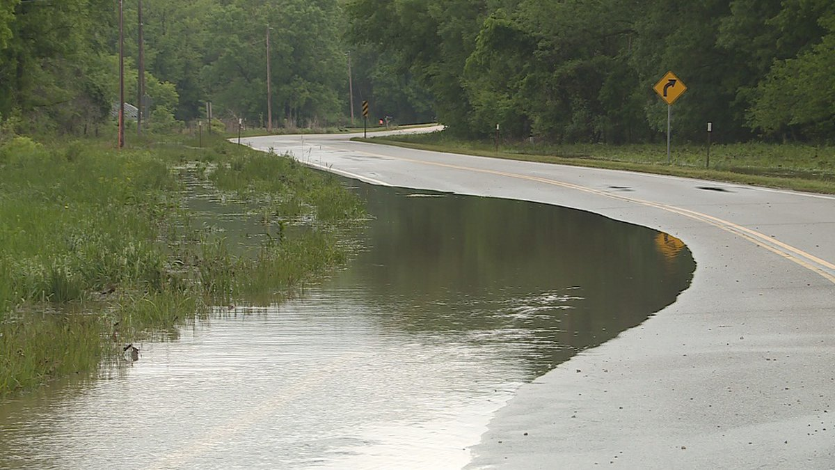 Many Lyon County roads are starting to reopen Monday after being closed over the weekend due to...