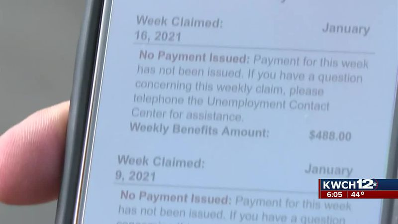 No payment issued
